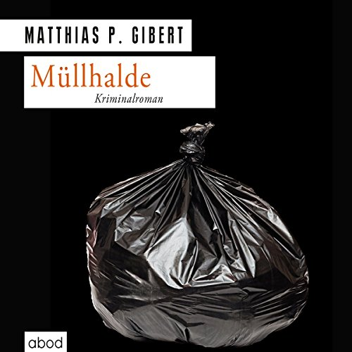 Müllhalde (Paul Lenz 13) Titelbild