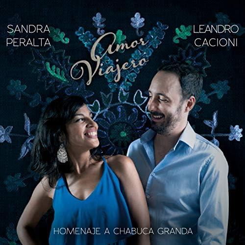 Leandro Cacioni & Sandra Peralta feat. Teresa Fuller, Abre, Carlos Aguirre & La Charo