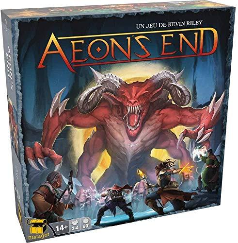 Matagot Aeon's end – Versión francesa