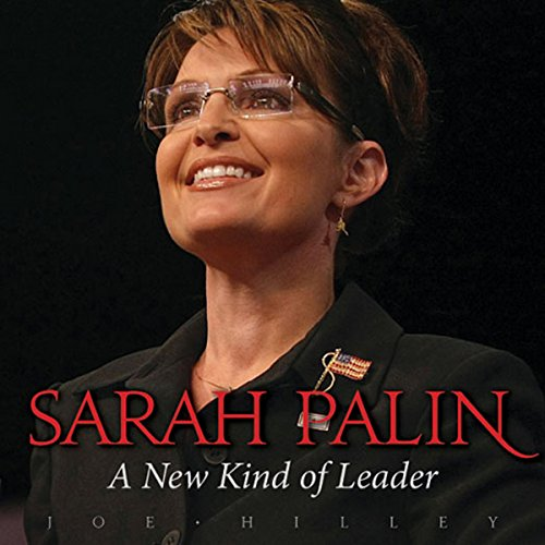 Sarah Palin audiobook cover art