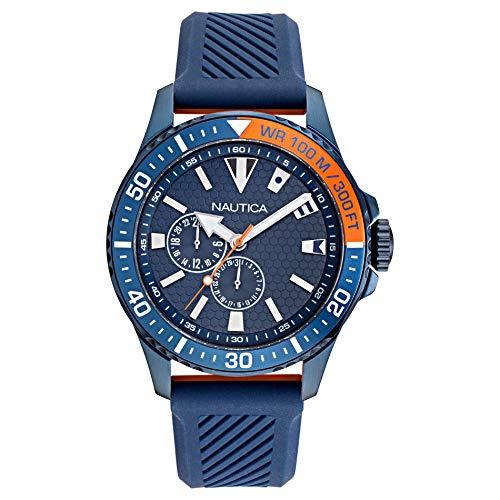 Nautica Reloj Informal NAPFRB924