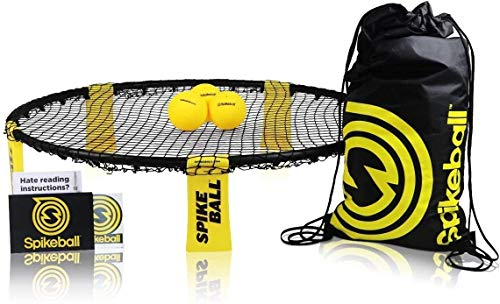 Spikeball-Set mit 3 Bällen