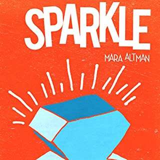 Sparkle audiobook cover art