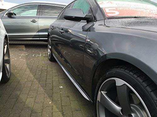 A5 Sportback S5 S-Line Seitenleisten Schweller Leisten 5 Türer