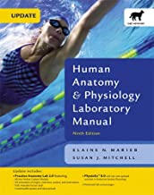 Human Anatomy & Physiology Laboratory Manual with PhysioEx 8.0, Cat Version, Update (9th Edition)