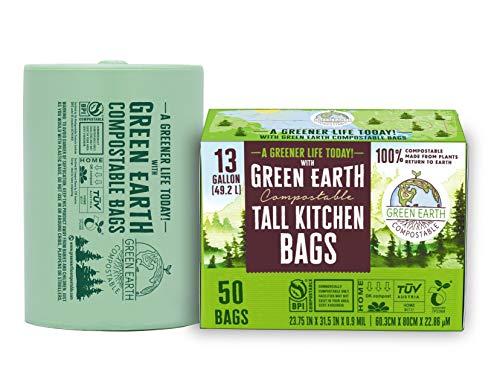 Green Earth Compostable...