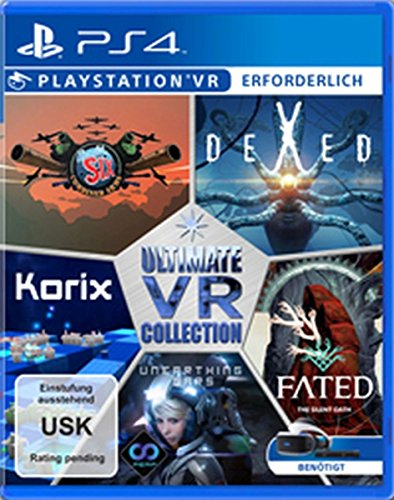 Ultimate VR Collection - mit 5 VR Games