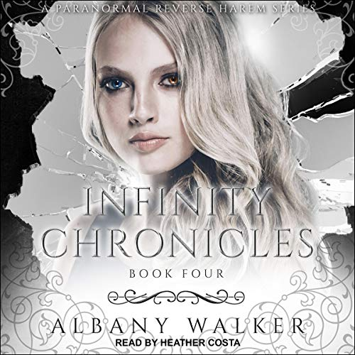 Infinity Chronicles, Book 4 cover art