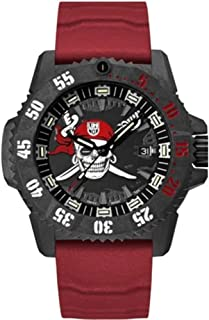 Luminox - Reloj de Cuarzo Luminox Jolly Roger Limited Edition, Negro, 46mm, XS.3801.JR.Set