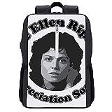 Alien The Ellen Ripley Appreciation Society - Mochila para portátil con puerto de carga USB