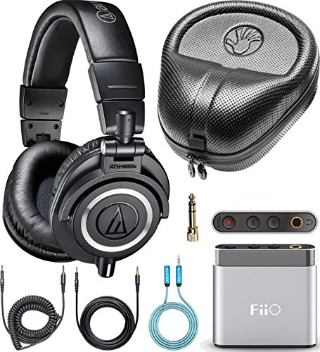 Audio-Technica Closed-Back Headphones