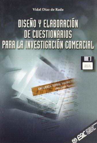 Diseño y elaboración de cuestionarios para la investigación cial. (Libros profesionales)