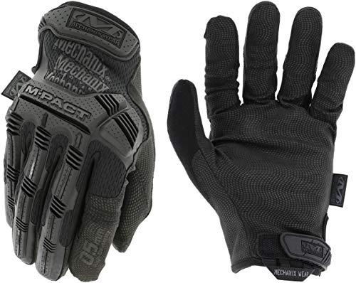 Mechanix Wear M-Pact® 0,5mm Covert Handschuhe (X-Large, Vollständig schwarz)