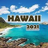 Hawaii 2021 Mini Wall Calendar