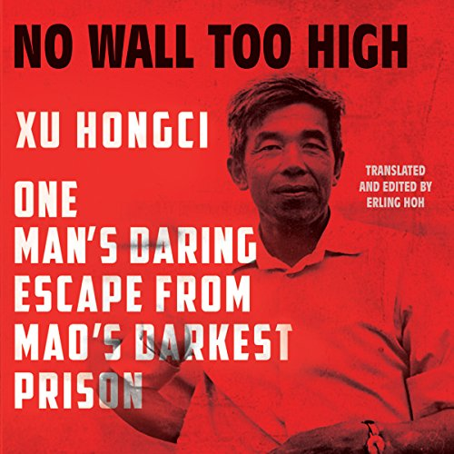 No Wall Too High audiobook cover art
