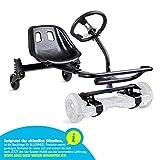 Bluewheel Sitz-Scooter HK400 | Sitz Erweiterung für...