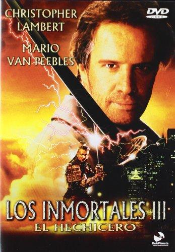 Los inmortales III: El hechicero [DVD]