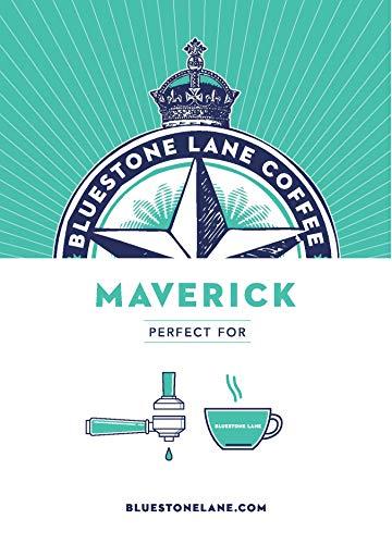 Bluestone Lane Ground Coffee, Maverick Blend, 12 Ounce Bag