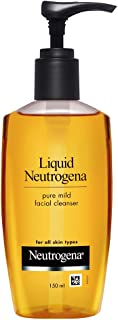 Neutrogena Liquid  Mild Facial Cleanser, 150ml