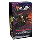MTG Dungeons & Dragons Adventures in The Forgotten Realms Prerelease Kit - 6 Draft Boosters, Dice, Promo