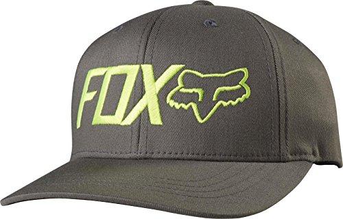 FOX Kinder Youth Draper Flexfit Cap, Graphite, One Size