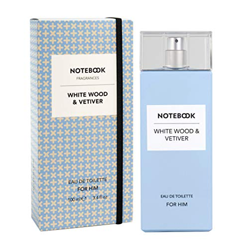 Notebook White Wood & Vetiver - 100 ml