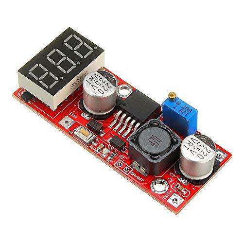Best Deals! No branded Module 3pcs LM2596 DC-DC Adjustable Voltage Regulator Module with Voltage Met...