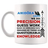 TKMSH Funny Aikido Aikidoka Noun Definition Meaning Instructor Gift Mug Coffee Cup Mugs |...