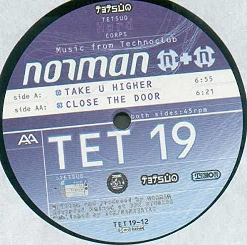 Take U Higher [Vinyl Single 12'']