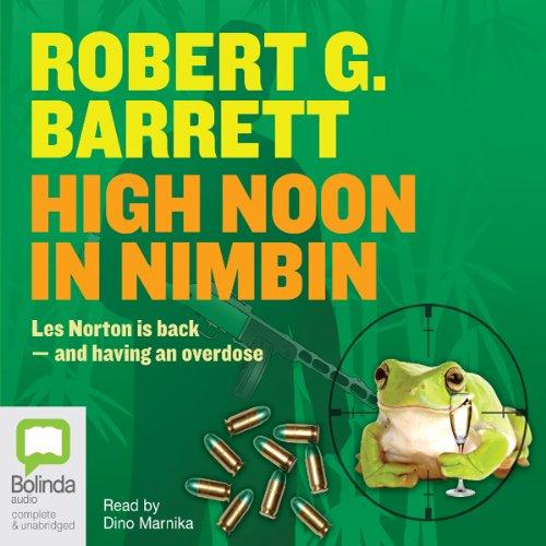 High Noon in Nimbin audiobook cover art