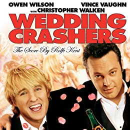 Soundtrack Samples Wedding Crashers The Score Cover