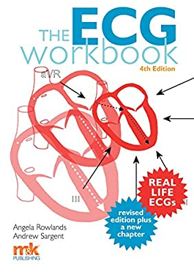 The ECG Workbook 4/ed from M&K Publishing, an imprint of M&K Update Ltd