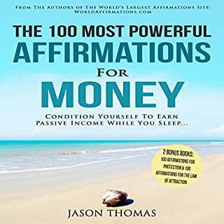 The 100 Most Powerful Affirmations for Money cover art