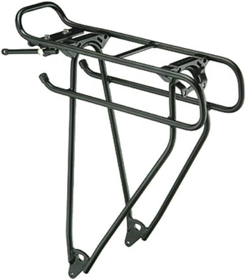 Talla /única Negro Racktime Clamp-it Sujeci/ón del portaequipajes Unisex Adulto