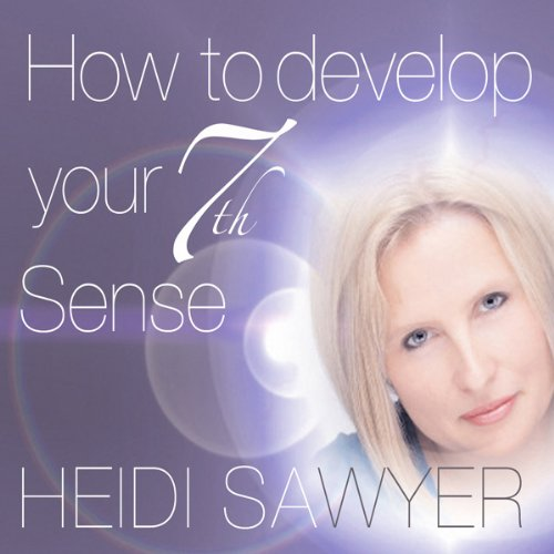 How to Develop Your 7th Sense audiobook cover art