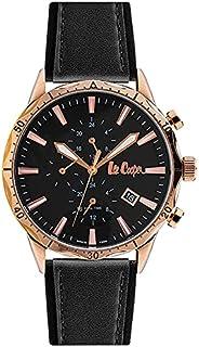 Lee Cooper Men'S Chronograph Black Dial Watch Lc06957.351