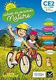 Cahier de vacances Nature du CE2 au CM1 8/9 ans