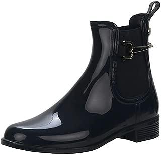 Igor W10173 Urban Trabilla-003 Lacivert Kadın Yağmur Çizmesi