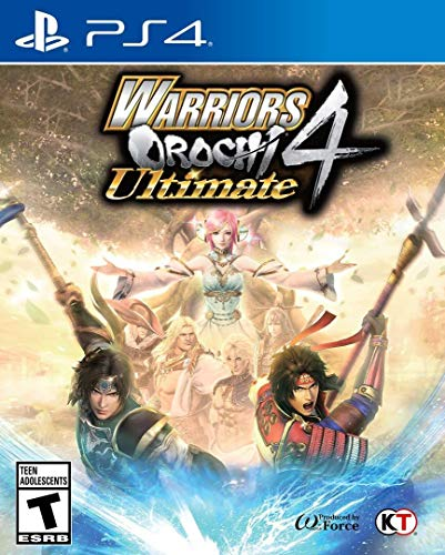 WARRIORS OROCHI 4 Ultimate for PlayStation 4 [USA]