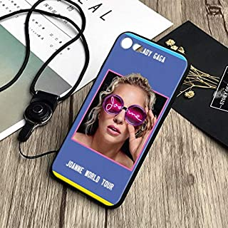 Inspired by Lady Gaga Phone Case Compatible With Iphone 7 XR 6s Plus 6 X 8 9 Cases XS Max Clear Iphones Cases TPU - Nails- Unplugged- 24X36- Hbo- Hbo- 32849734172