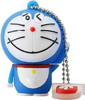 USB Flash Drive USB Flash Disk Memory Stick Thumb Pen Pendrive Animal Silicone Cute Cartoon Robot Cat Design Hi-Speed USB ...