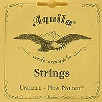 Aquila New Nylgut Series コンサートウクレレ弦 Low-Gタイプ 4弦巻線 単品 AQ-SCG 9U