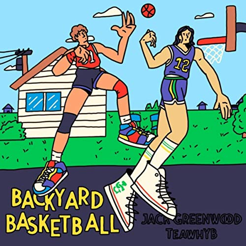 Backyard Basketball (feat. TeawhYB) [Explicit]