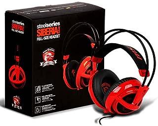 Steelseries Siberia V2 Full-size Red MSI Dragon Edition Headband Headsets
