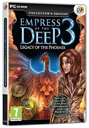 Empress Of The Deep: Legacy Of The Phoenix Collector's Edition [Importación Inglesa]