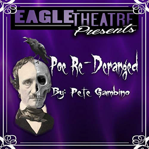 Poe Re-Deranged  By  cover art