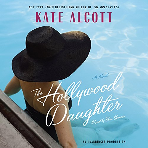 The Hollywood Daughter audiobook cover art