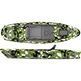 FF 3 Waters Big Fish 105 Kayak - Green Camo