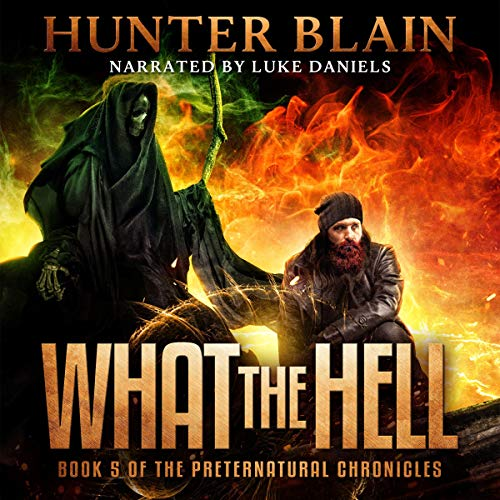 What the Hell cover art