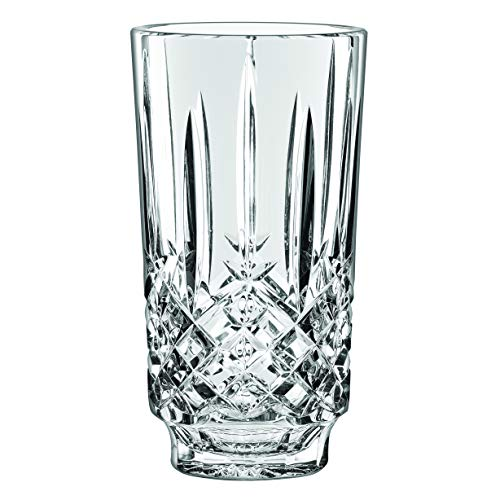 """Marquis By Waterford Markham Collection 9"""" vase, 9&quot, Clear"""
